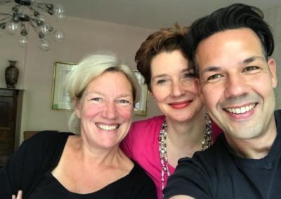 Coworking mit Lars Neumann und Kerstin Bischoff 2019