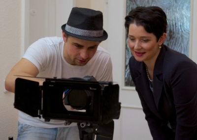 Filmproduktion mit Tobias Ebert 2014
