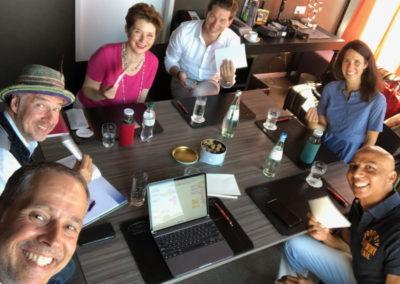 Kollegentreffen 9Sichten 2019