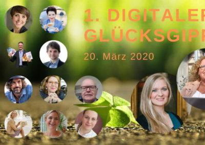 Onlinekongress Glücksgipfel 2020
