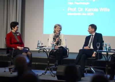 Unternehmerinnen beim Minister 2020 - Foto Pawel Sosnowski