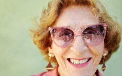 Frohe Aussichten für unser Wohlbefinden: älter werden macht zufrieden