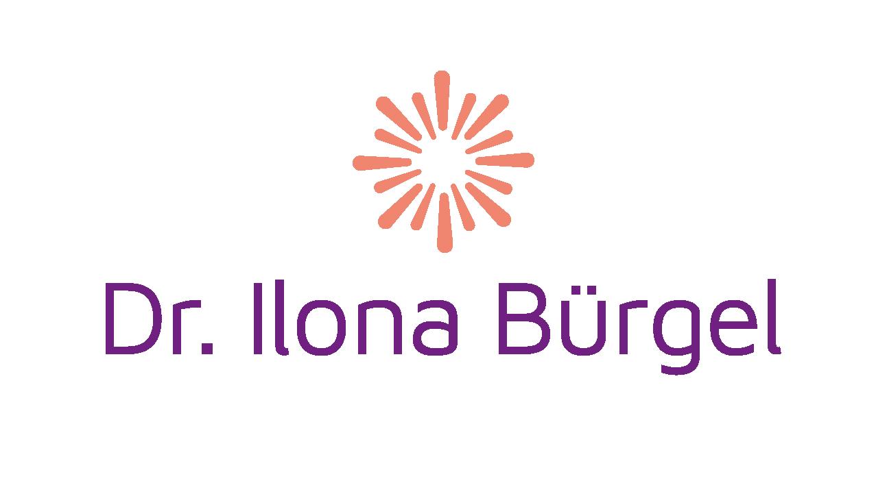 Ilona Bürgel Logo fixe Navigation