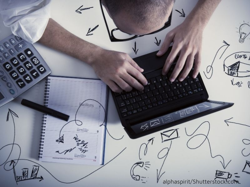 negativen digitalen stress in positiven verwandeln